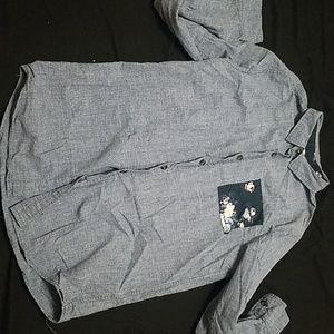 Pacsun button up long sleeve.